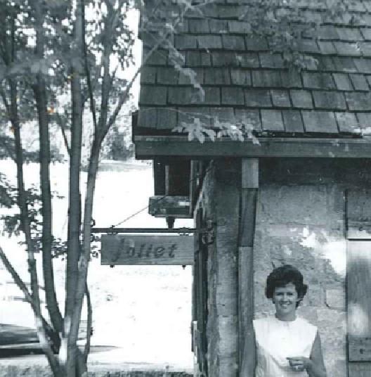 Mom Pere Marquette Aug 63